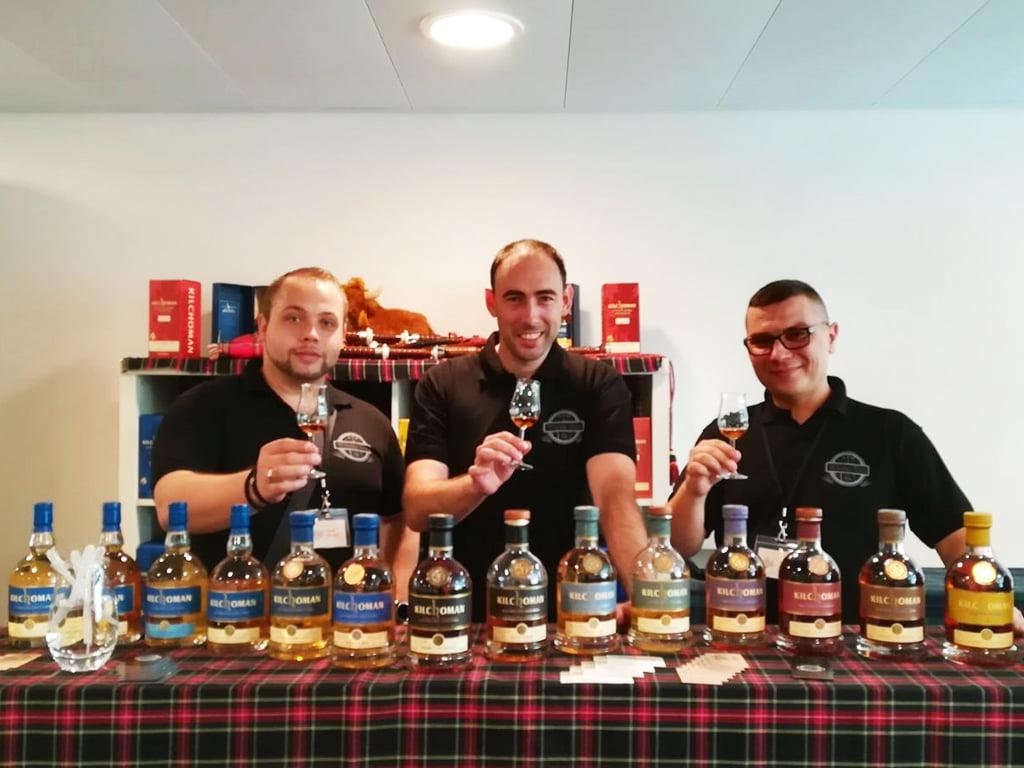 Whisky Trio Bern