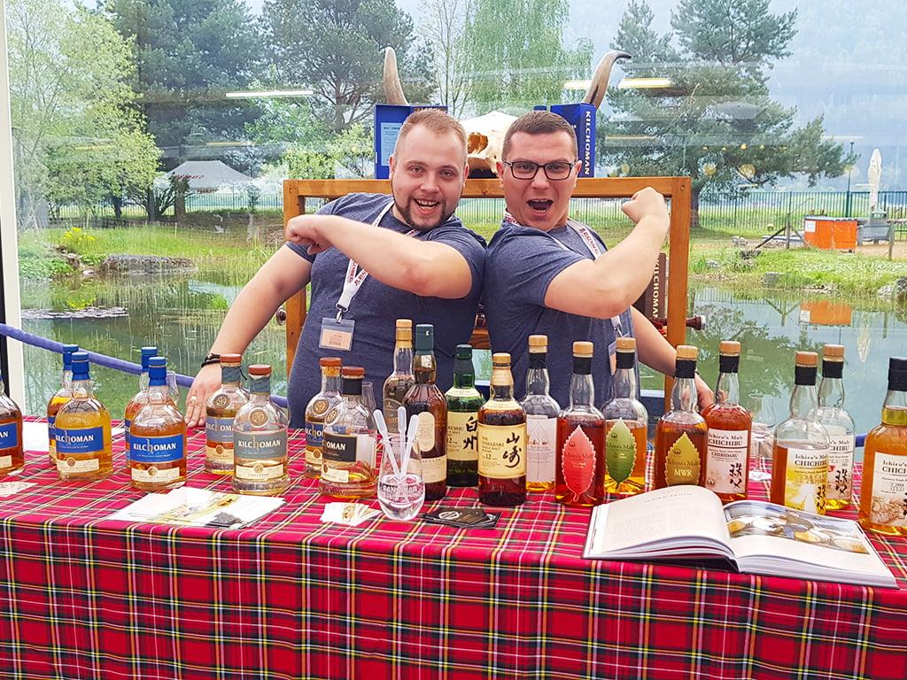 Whisky Trio Interlaken